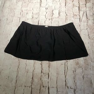 NWOT Tropical Honey skirted bathing suit bottom 12